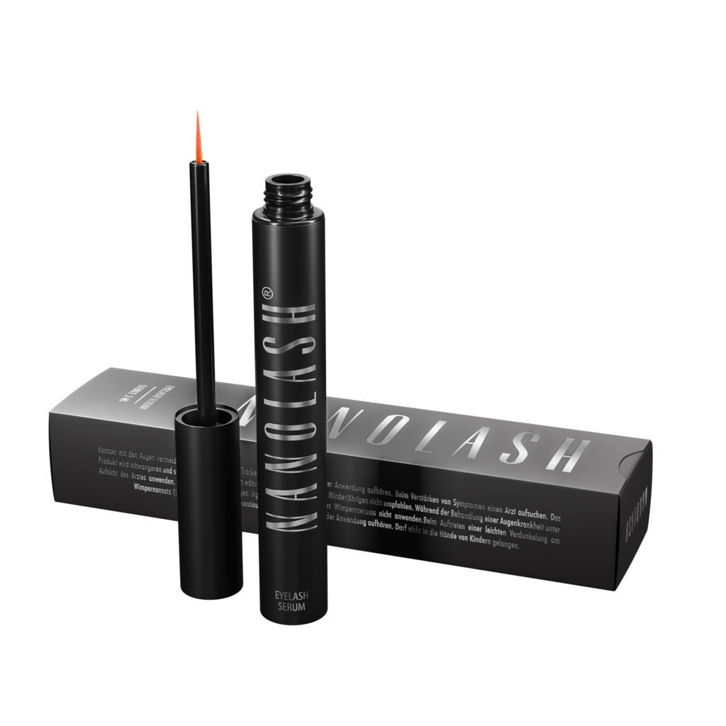 NANOLASH - BESTE WIMPERNSERUM